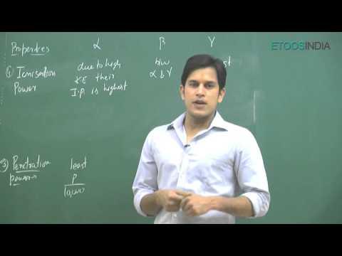 Radioactivity by Prince Singh (PS) Sir (ETOOSINDIA.COM)