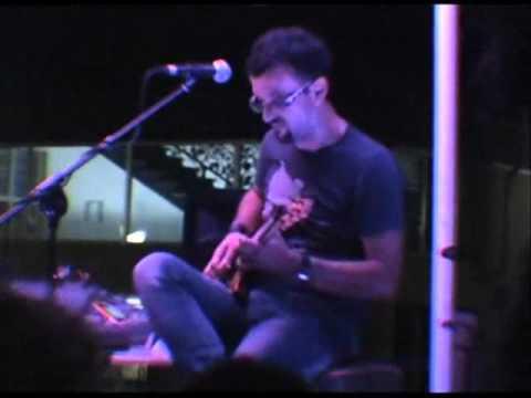 Muris Varajic Live @ Default Caffe (Sisak, Croatia) 30.08.2012.