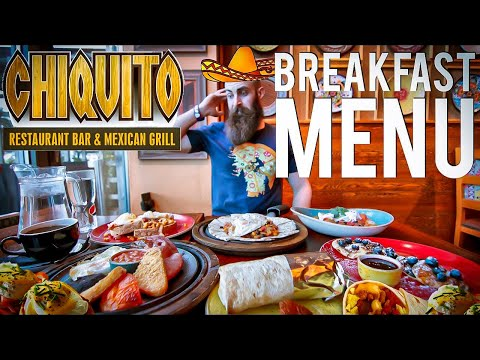 The Chiquito's Mexican Breakfast Take-Down & The 10,000 Instagram Follower Landmark Q&A   C.O.B.47