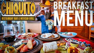 The Chiquito's Mexican Breakfast Take-Down & The 10,000 Instagram Follower Landmark Q&A | C.O.B.47