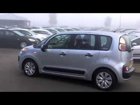 citroen c3 picasso diesel estate 2010 1 6 hdi 8v. Black Bedroom Furniture Sets. Home Design Ideas