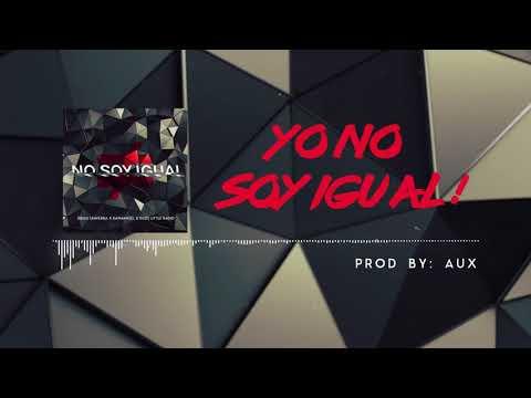 Diego Saavedra - No soy igual❌🔫 ft. RayManuel x Gods Little Radio  (video Lyric)