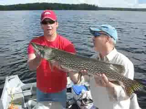 Fishing with john northern pike youtube for Fishing with john