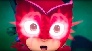 Герои в масках Супервзгляд Алетт мультики для детей