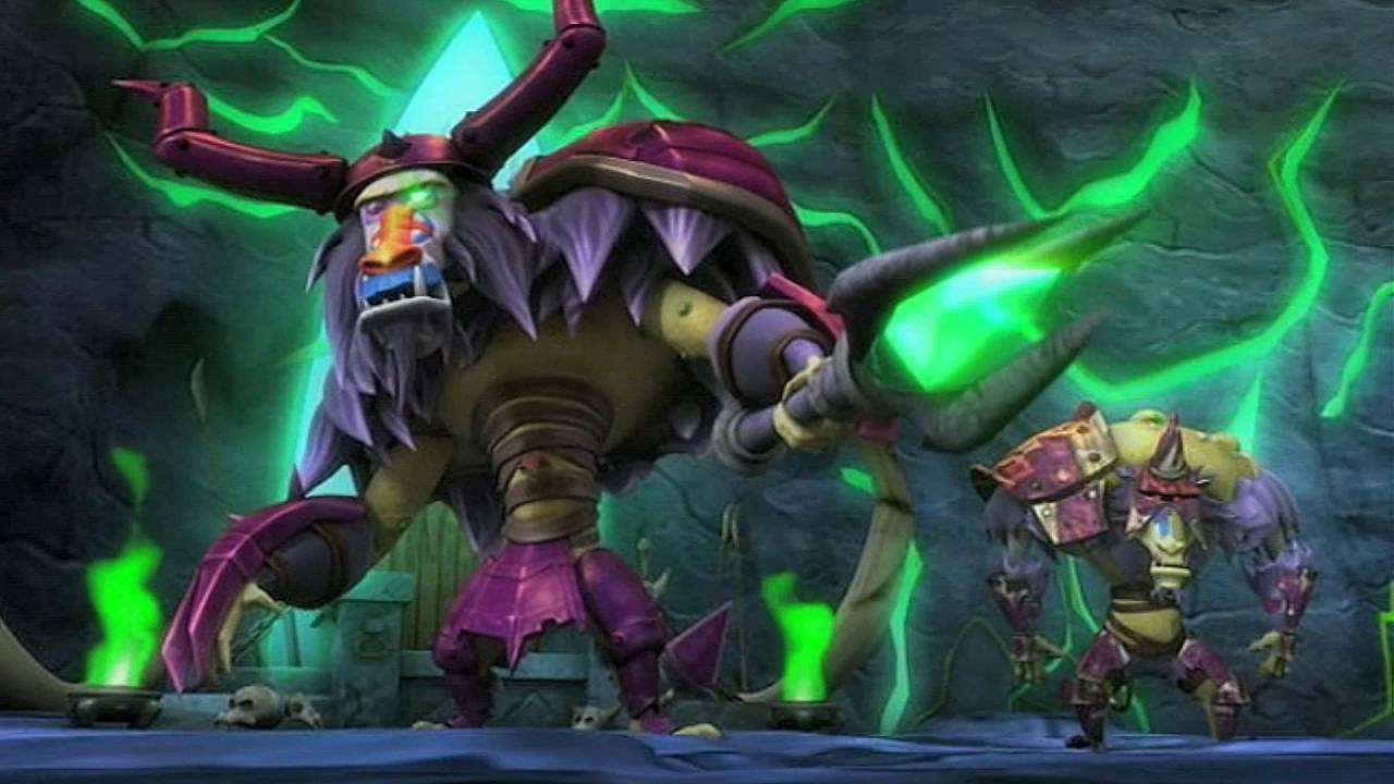 The Legend of Spyro: The Eternal Night Cutscene 56 - Dawn of the ...