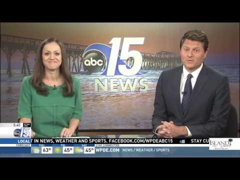 Amanda Live with elf hiding in Conway - Good Morning Carolinas - WPDE ABC 15