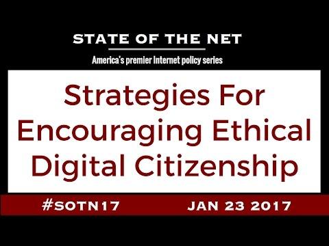 Strategies For Encouraging Ethical Digital Citizenship