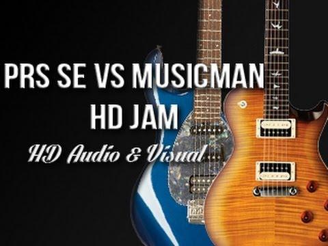 PRS SE 245 vs Music Man Silhouette