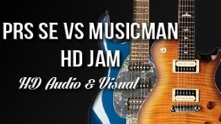 PRS SE 245 vs Music Man Silhouette