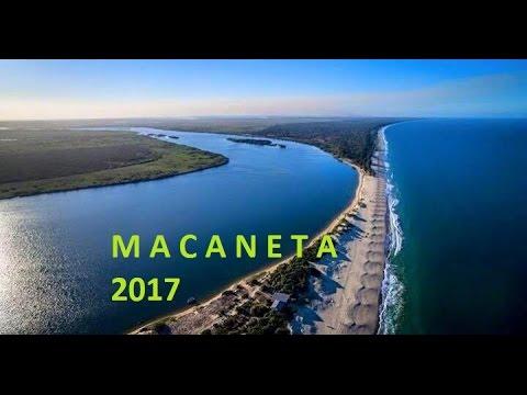 Trip to Macaneta in Mozambique - 2017