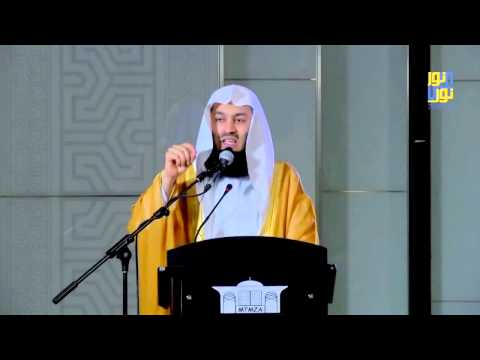 Getting to Know the Companions - Ali ibn Abi Talib (RA) by Mufti Menk