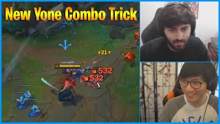 When Yassuo Plays Yone...Yone Q Flash Combo...LoL Daily Moments Ep 1083