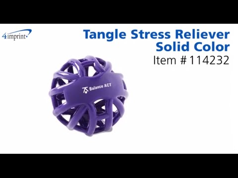 Personalized Tangle® Stress Reliever - Promotional Stress Relievers by 4imprint