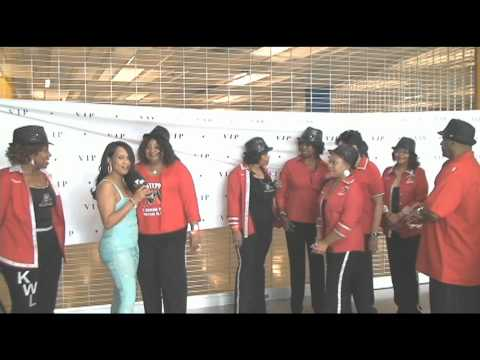 2015 NOVCA Interview with the KWL Steppers by Laylla Fox / Digital Soul TV