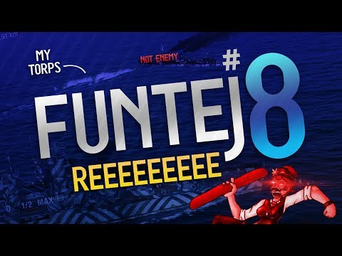 ANGRY FRENCHMAN, SHELLS & TORPS - FUNTAGE#8 thumbnail
