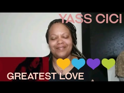 CIARA - GREATEST LOVE (OFFCIAL VIDEO MUSIC) REACTION