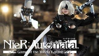 ДОПЧИК ВЫШЕЛ! • Nier Automata Game of the YoRHa Edition #1