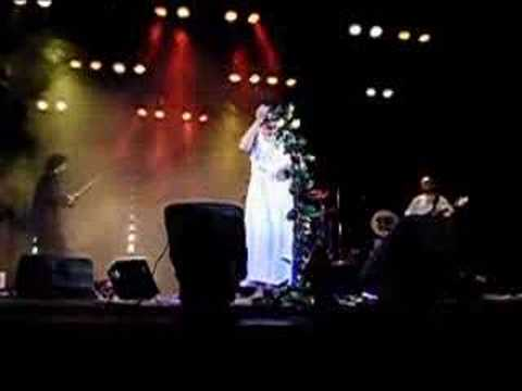 Inna Zhelannaya: live from Odessa 16.06.2007