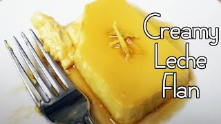 Leche Flan (lemon Scented)