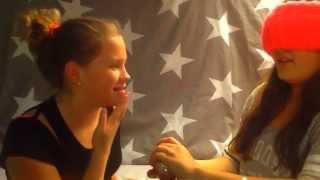 blind make-up challenge - www.beautygirllsx.blogspot.nl