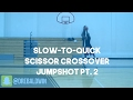 Slow-to-Quick In & Out Scissor Crossover Drive Finish Pt. 1 | Dre Baldwin