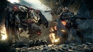 """Нью-Йорк атакован ужасными инопланетянами. Игровой фантастический фильм """"Crysis 2"""""""