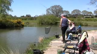 CLUMP HILL FARM FISHERY, MANNINGTON, DORSET