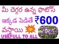 How to earn money online by selling photos - Telugu | make free money from home in telugu