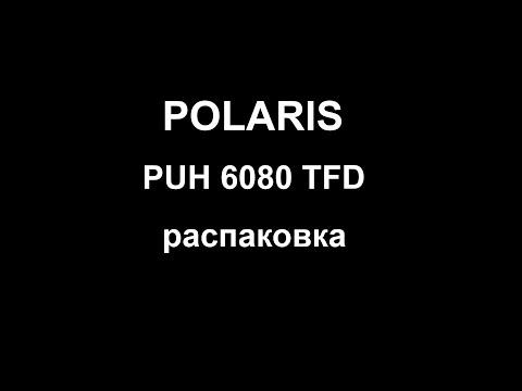 Увлажнитель воздуха POLARIS PUH 6080 TFD