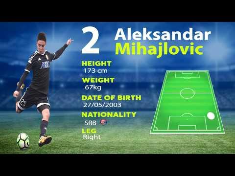 Aleksandar Mihajlovic Highlights 2020