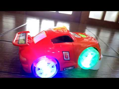 Toy Car For Kids And Children With Music And Light