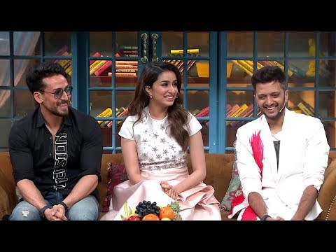 The Kapil Sharma Show - Movie Baaghi 3 Episode Uncensored | Tiger Shroff, Shraddha, Riteish