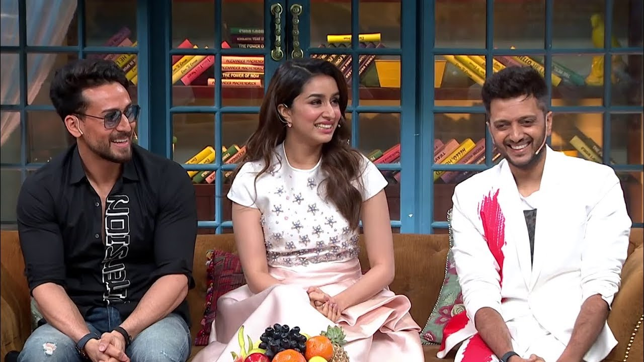 The Kapil Sharma Show - Movie Baaghi 3 Episode Uncensored | Tiger Shroff, Shraddha, Riteish