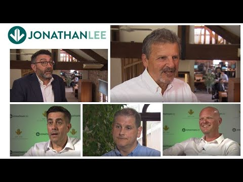 What is the vision for the future of Jonathan Lee