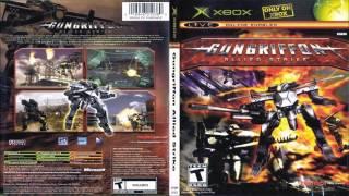 Gungriffon allied strike OST - menu and selection hero