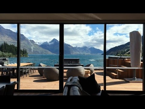 Luxury penthouse opens in Queenstown