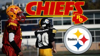 Steelers Vs Cheifs | JV Football thumbnail