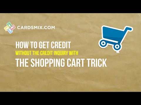 What Is The Shopping Cart Trick