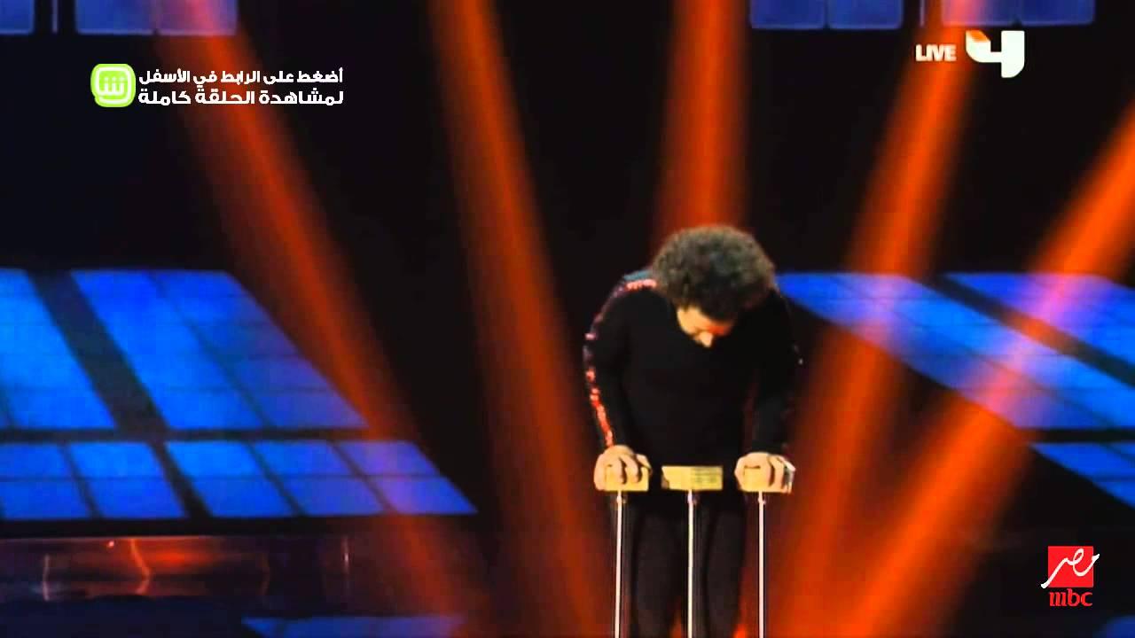 Arabs Got Talent - الموسم الثالث - النهائيات - نائل جمال