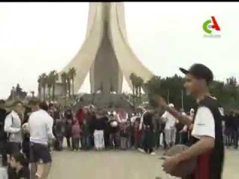 Algerian Freestyle Meeting ( Makam echahid )