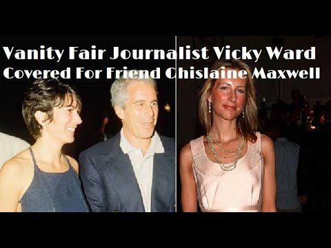 People Who Kept Jeffrey Epstein's Pedophilia Secret (Vanity Fair)