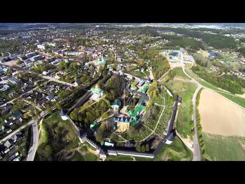 Flying in Pskov region, Russia, DJI Phantom 2