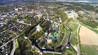 видео Власьевская (Знаменская) башня