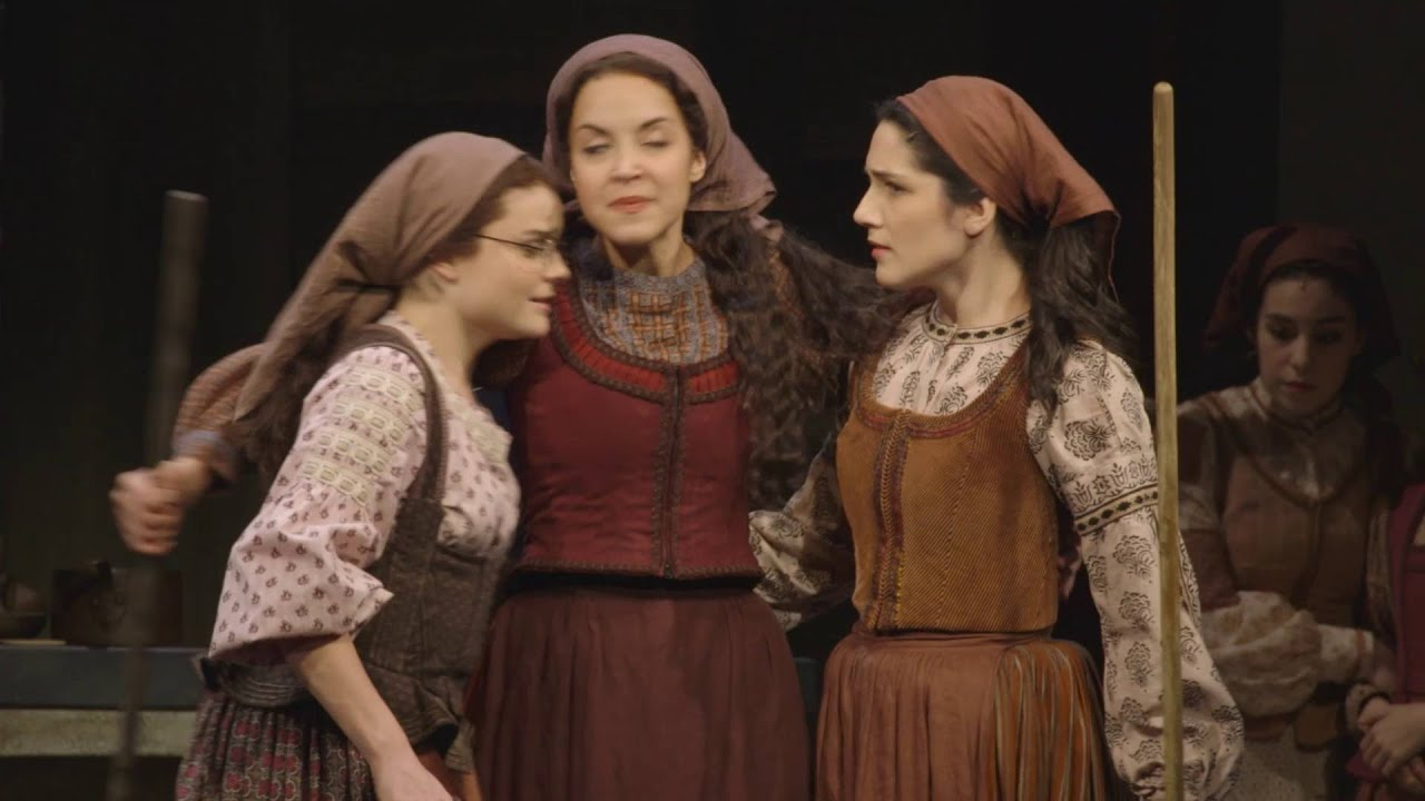 Fiddler On The Roof Broadway Revival 2015 Youtube