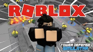Must set up a strategy to win play this Game | Tower Defence Simulator | ROBLOX Indonesia #44