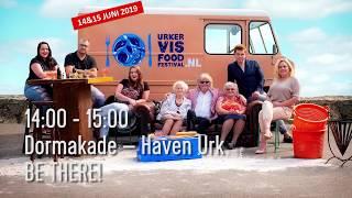 ONTMOET EN GROET! - URKER VIS FOOD FESTIVAL