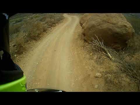 Honda Varadero 1000...Ruta de hoy off road