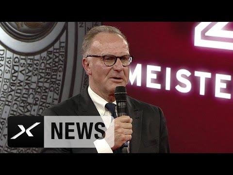 Karl-Heinz Rummenigges ungekürzte Meister-Rede | FC Bayern München Meisterbankett