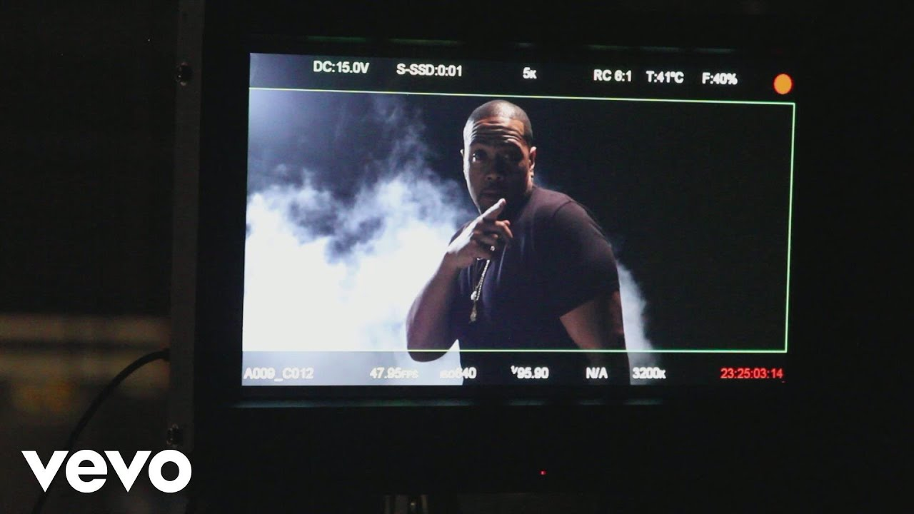 Timbaland - Behind the Scenes of Don't Get No Betta ft. Mila J