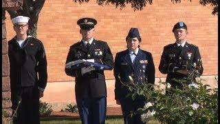 DSU Veterans Day 2018